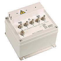 Track Circuit Capacitors